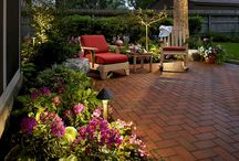 Patios & Gardens / Inspiration for outdoor living and design / by Shannon Lewis