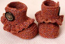 Crochet shoes / by Lily Bergeron