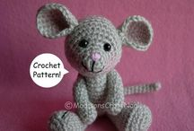 Crochet {toys} / by Leah Hazelton