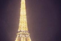 La Belle Tour Eiffel / by Kimberly Leopold