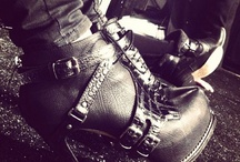 boots / by Stephanie MacIntyre
