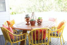 Outdoor Living / by Em Griffin