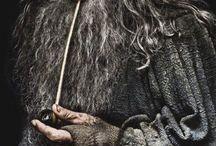Gandalf the Grey / by Emma Will