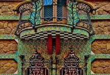 Gaudi / by Bonna Shook