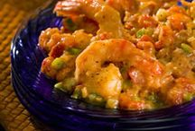 New Orleans, Louisiana Recipes & Recipes With a Southern Flair / by Cynthia Vigini