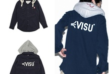 AW12 collection / by EVISU official