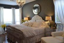 Master bedroom redo / by Ali Hohn