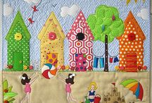 Not My Grandmother's Quilts / by Linda Aubrey