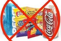 No junk food! / by Medicines Mexico