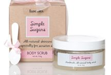 Simple Sugars - Simple Ingredients / How do you stay smooth? Try @simplesugars.. All natural, no chemicals & ready to buff you into beautiful. / by Motherhood Maternity