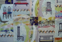 Quilt Chairs / by Pat Sloan