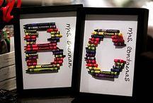 Teacher Gifts / by Jen Brayko