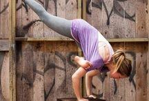 Yoga Poses / by Kris Rabehl