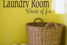 Laundry Room / by Andie Millsap