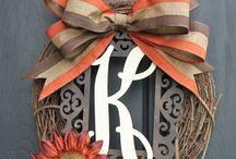 Wreaths / by Erica Scott