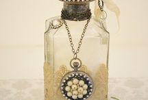 Altered Bottles / by Pamela Hill