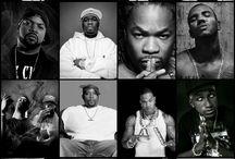 Hip Hop Rappers / by CC