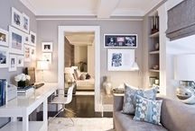 Small Space Inspiration / by Linsey Monaghan