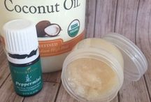 Essential oils / by Nancy Ruegner