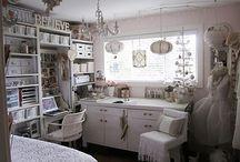 Sweet Studio Spaces / by Cerri Campbell