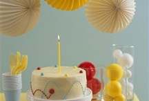 Birthday Party Ideas / by Erika Janes