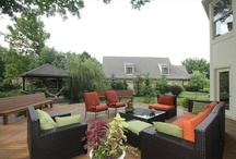 Outdoor Rooms / by Sibcy Cline Realtors