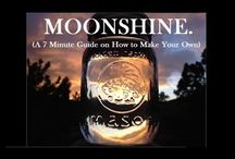 MOONSHINE / by Mark Hall