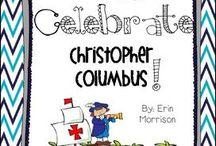 Columbus / by Robin Coates