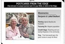 Postcards from the Edge / Illinois church planters and their mission field / by IBSA
