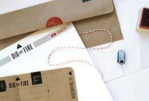 Design: Branding & Business / by ▽ Bec Morris