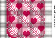Cross stitch - embroidery / by Sophia Bregu