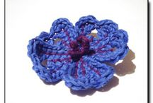 crochet - flowers and critters / by Nancy Furman