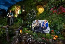 A Photoshoot at Hobbiton / A collection of photos from our Air New Zealand photo shoot at Hobbiton, Middle-earth! #AirNZ #Hobbiton #middleearth #airnewzealand  / by Air New Zealand