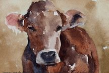 Cows / by Alison Rudd