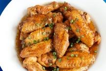 Chicken Wings for Pete / by Kristene Deeks