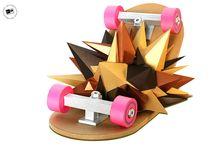 Paper Craft / by Wojciech Zalot