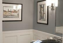 Main Floor Powder room / by Marianne Crann