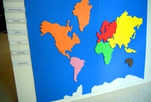 Geography & Culture for Kids / Ideas to help us learn about other people and other places / by Jody Tilbury