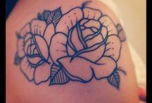 someday maybe tattoos... / by Kara DeLaRosa