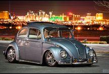 VW Beetle / by Rudolph Bergh