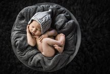 newborn portrait inspiration / by Bridget Murphy