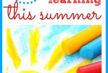Summer Fun / by IAHE Indiana Association of Home Educators