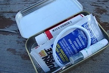 Altoids tins to repurpose / by Judy Willingham Russell