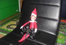 Elf on a shelf / by Melissa Estrada