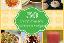 Dairy free meals / by Danelle Nichole Miller