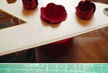 Paper flower  / Paper flower craft / by 승은 이