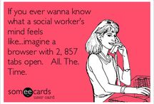 Social worker problems / by Melissa Anne