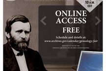Online Events / by Federation of Genealogical Societies