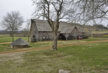 Great American Barns / They used to be used solely for housing farm animals, but today barns serve many purposes, from homes to offices to stores. Take a look at our favorite repurposed barns! / by Great American Country