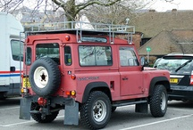 Land Rover / by Ruth Parlee